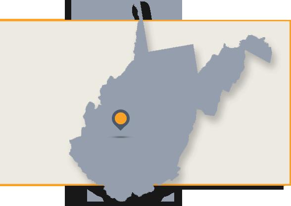 map-gauley