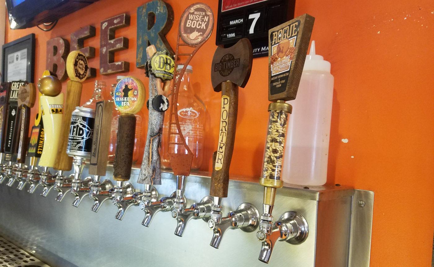 local taps